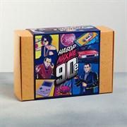 Набор «Лихие 90-е»: ручка, пистолет, карты, часы электронны, фото 2