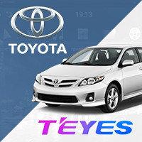 Toyota Teyes CC3 4GB/64GB