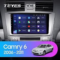 Автомагнитола Teyes CC3 4GB/64GB для Toyota Camry 40/45