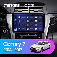 Автомагнитола Teyes CC3 4GB/64GB для Toyota Camry 55