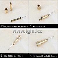 ШИЛО с металлической ручкой