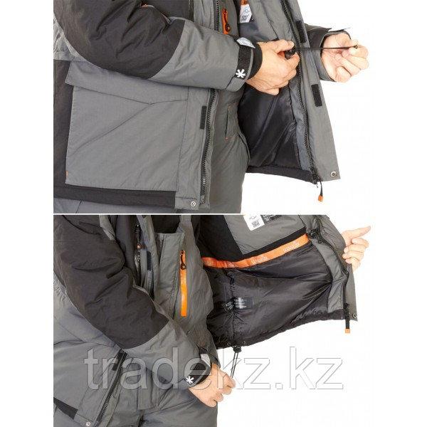Костюм зимний для охоты и рыбалки Norfin Discovery 2 (-35°C), размер XXL - фото 3