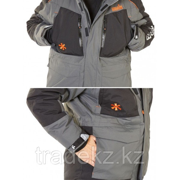 Костюм зимний для охоты и рыбалки Norfin Discovery 2 (-35°C), размер XXL - фото 7