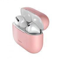 Чехол ShamanShop силиконовый (Pink) для Apple Air Pods Pro