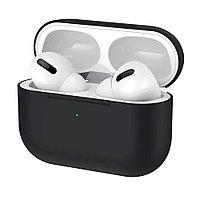 Чехол ShamanShop силиконовый (Black) для Apple Air Pods Pro