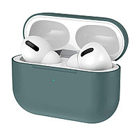 Чехол ShamanShop силиконовый (Dark Green) для Apple Air Pods Pro