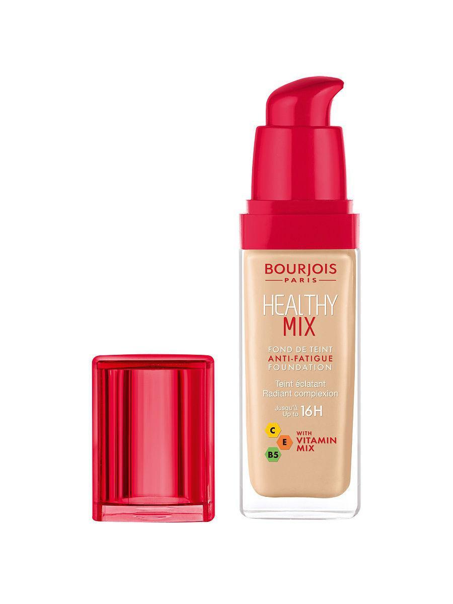 Bourjois / Тональный крем для лица Healthy Mix Foundation Bourjois Оттенок: 52, Vanilla