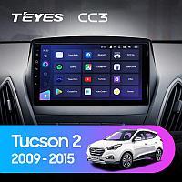 Автомагнитола Teyes CC3 4GB/64GB для Hyundai Tucson 2 2009-2015, фото 1