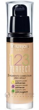 """Bourjois / Тональный крем """"123 Perfect New"""", тон  53 светлый бежевый"""