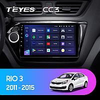 Автомагнитола Teyes CC3 4GB/64GB для Kia Rio 2011-2015