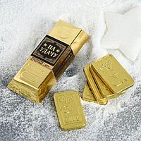 Шоколадные слитки «На удачу», 60 г