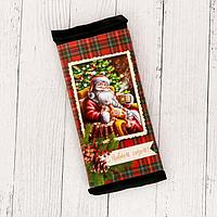 Шоколад «Счастливый дед мороз» 100г