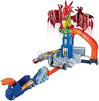 Трек Хот Вилс Битва с драконом Hot Wheels City, фото 1
