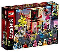 LEGO: Киберрынок Ninjago 71708