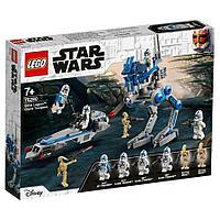 LEGO: Клоны-пехотинцы 501-го легиона Star Wars 75280
