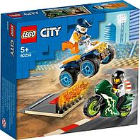 LEGO: Команда каскадёров CITY 60255