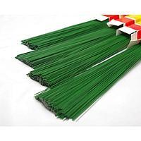 Флористическая проволока «Зелёная» 1,1 мм. (набор 20шт)