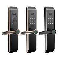 Электронный биометрический дверной смарт замок Lading LD- D1