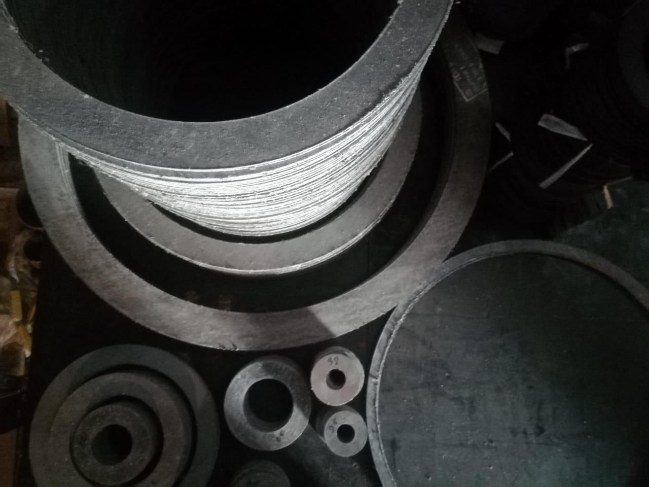 Прокладка паронитовая Ду 300, 3 мм