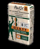 Шпаклевка ALineX GLAT 25кг (гипсовая)