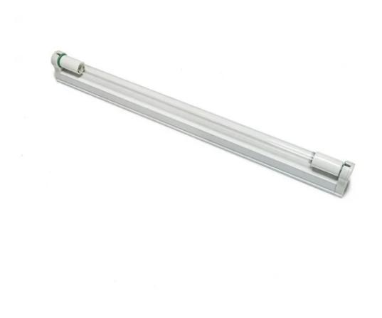 Кварцевая бактерицидная лампа с креплением на стену 30W T8UVC, 90 см