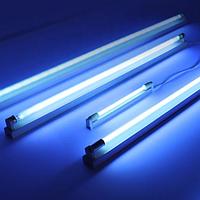 Кварцевая бактерицидная лампа с креплением на стену 36W T8UVC, 120 см