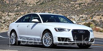 Переходные рамки на  Audi A6  (2016-2017)