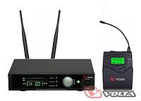 Профессиональная многоканальная беспроводная радиосистема US-101H with aluminuim case (600-636MHZ)