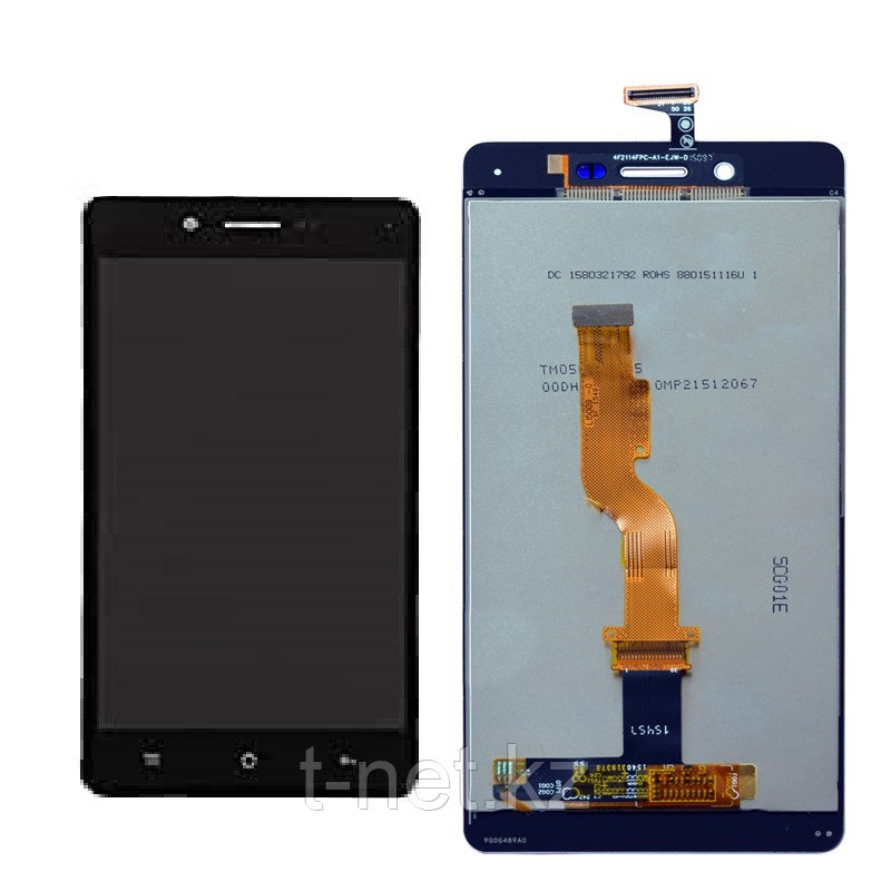 Дисплей OPPO A51 черный