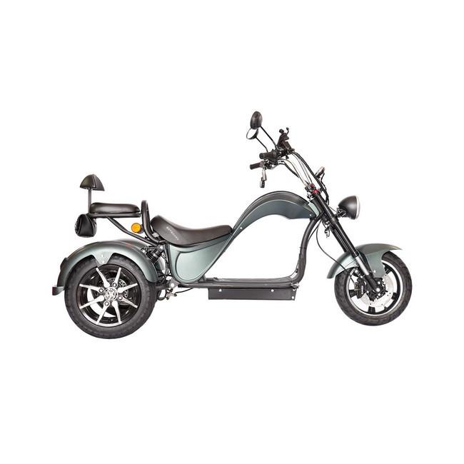 Электроскутер Citycoco SkyBoard Trike Chopper 2000 - фото 2