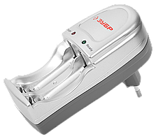Зарядное устройство для никель-металлгидридных (Ni-Mh) аккумуляторов, 2 гнезда