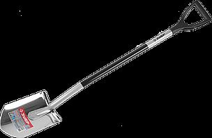 Лопаты штыковые с алюминиевым черенком