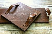 Деревянный поднос сервировочные доски ручной работы в скандинавском стиле