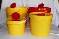 КБСУ пластиковый для орг/отходов 6л класс Б
