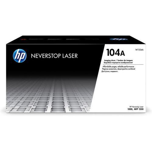 Оригинальный блок фотобарабана HP W1104A 104A (Black)