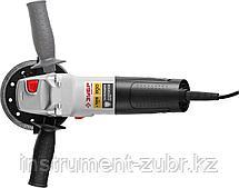 Углошлифовальная машина (болгарка), ЗУБР УШМ-125-800 М3, 125 мм, 11000 об/мин, 800 Вт, фото 3