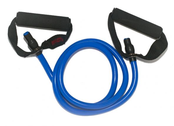 Эспандер трубчатый 5*13*1350 мм (FT-RTE-BLUE), фото 2
