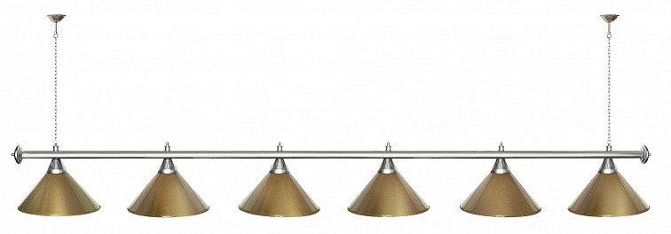 Светильник Startbilliards, 6 плафонов, фото 2