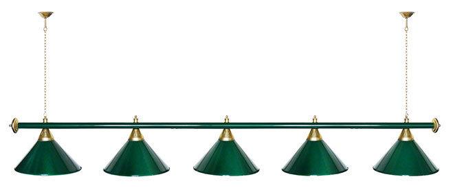 Светильник Startbilliards, 5 плафонов, фото 2