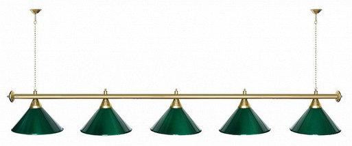 Светильник Startbilliards, 5 плафонов, фото 3