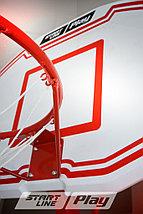 Баскетбольная стойка StartLine PlayJunior 003, фото 2