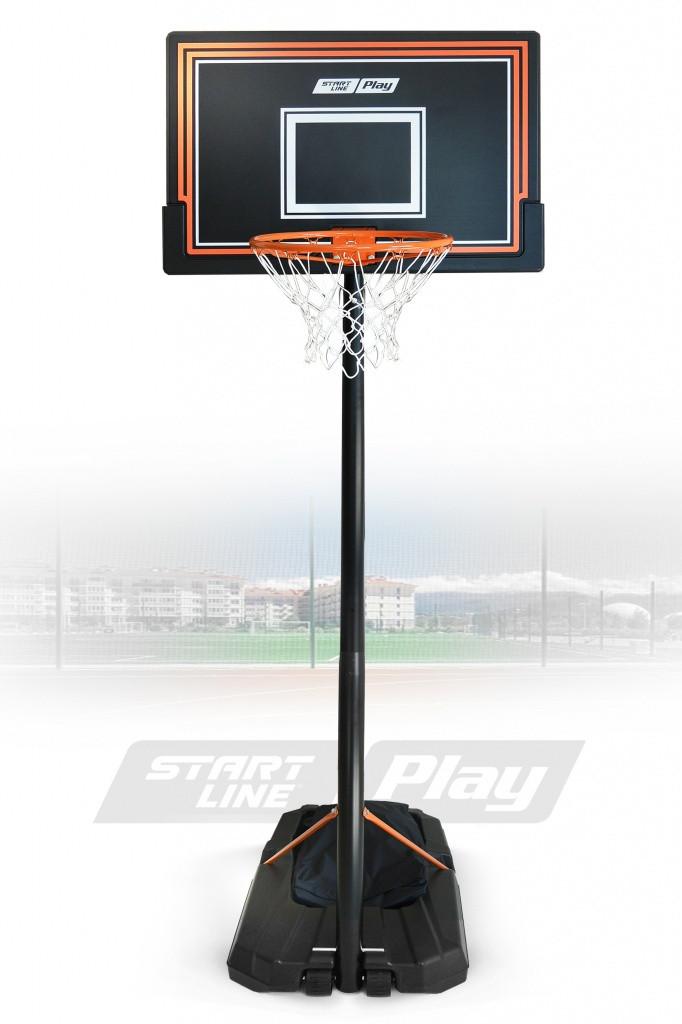 Баскетбольная стойка StartLine Play Standart 090