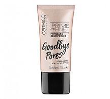ПРАЙМЕР ДЛЯ ЛИЦА CATRICE PRIME AND FINE PORELESS BLUR PRIMER ВЫРАВНИВАЮЩИЙ Goodbye pores