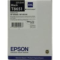 Струйный картридж Epson C13T865140 XXL черный