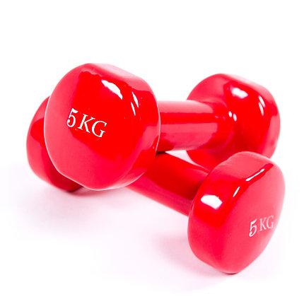 Фитнес гантели по 4кг, фото 2