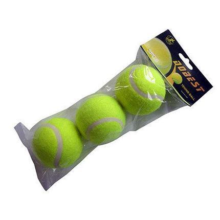 Мяч для большого тенниса TB-GA03  3шт, фото 2