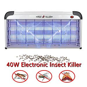 Ловушка для насекомых (630х80х310мм, площадь действия 70 кв.м, 0,03кВт)