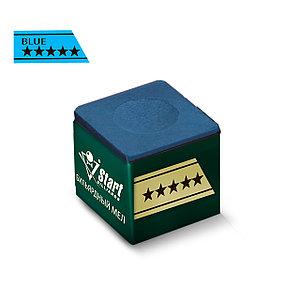 Мел Startbilliards 5 звезд синий