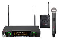 Микрофонная радиосистема US-2X (490.21/629.40)