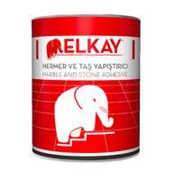 Клей для гранита и мрамора Черный ELKAY 700 gr